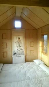 shiatsu tiny house
